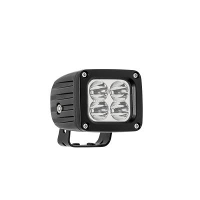 Westin - Westin QUADRANT LED AUX LIGHT 09-12252A - Image 1