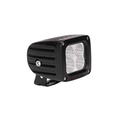 Westin - Westin QUADRANT LED AUX LIGHT 09-12252B - Image 1