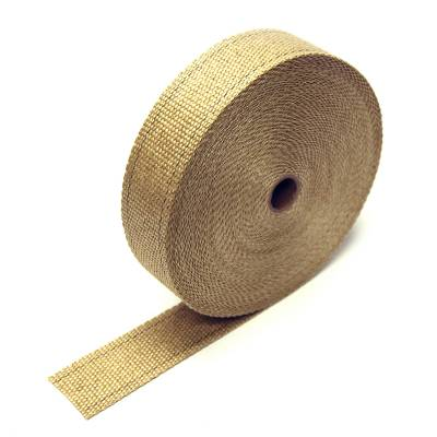 "Design Engineering - Design Engineering Exhaust Wrap - 2"" x 100ft - Tan 010103"