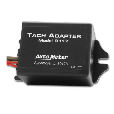Gauges & Pods - Gauge Accessories - Auto Meter - Auto Meter RPM Signal Adapter for Distributorless Ignitions 9117
