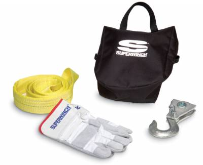 Superwinch - Superwinch ACCESSORY BAG WITH ACCESSORIES 1554