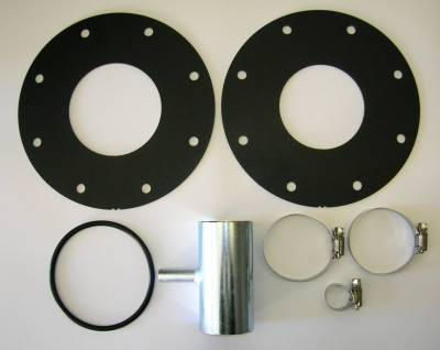 Lift Pumps & Fuel Systems - Lift Pump Accesories - Titan Fuel Tanks - Titan Fuel Tanks LB7 Kit 19903
