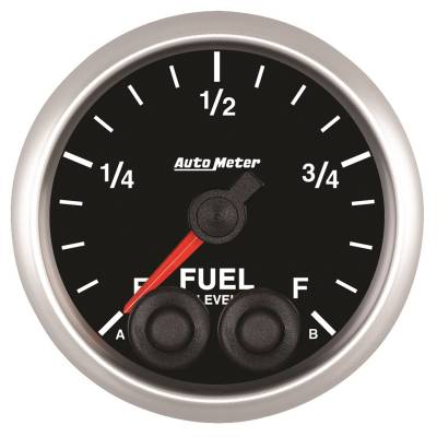 Gauges & Pods - IssPro - Auto Meter - Auto Meter 2-1/16in. FUEL LEVEL; PROG COMP 5509