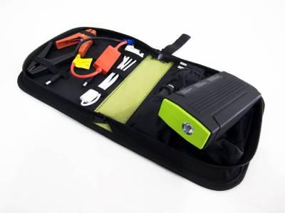 Race Sport - Race Sport 16,800mAh Diesel Jump Start Power Kit w/ Multi Connects RS-08-DJUMP