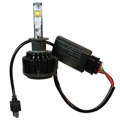 Cipa USA - Cipa USA CIPA EVO Formance 93830 H1 High Intensity LED Headlamp Conversion Kit - Pair 93830
