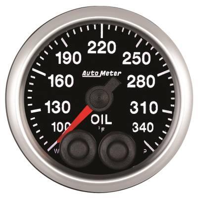 Auto Meter - Auto Meter 2-1/16in. OIL TEMP; 100-340F; COMP 5540