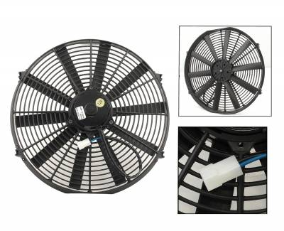 Mr Gasket - Mr Gasket 16in. ELECTRIC FAN-REVERSIBLE 1988