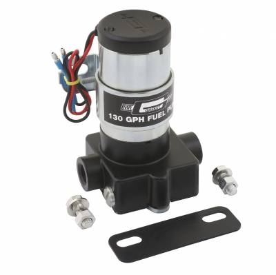 Lift Pumps & Fuel Systems - Fuel System Electronics - Mr Gasket - Mr Gasket FUEL PUMP; 130 GPH HIGH PERF. 130P