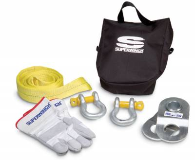 Superwinch - Superwinch ACCESSORY KIT-20000 POUND SUPERWINCH 2224