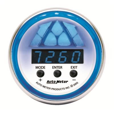 Auto Meter - Auto Meter Gauge; Shift Light; Digital RPM w/multi-color LED Light; DPSS Level 2; C2 7188 - Image 2