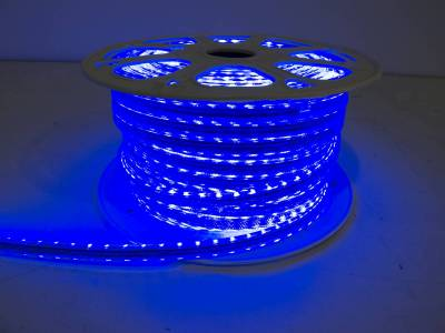 "Lighting - Off Road Lighting / Light Bars - Race Sport - Race Sport 110V ""Atmosphere"" Waterproof 5050 LED Strip Lighting Blue RS-5050-164FT-B"