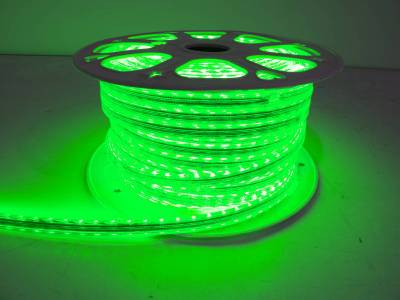 "Race Sport - Race Sport 110V ""Atmosphere"" Waterproof 5050 LED Strip Lighting Green RS-5050-164FT-G"