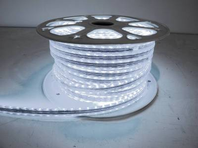 "Race Sport - Race Sport 110V ""Atmosphere"" Waterproof 5050 LED Strip Lighting Cool White MS-5050-164FT-CW"