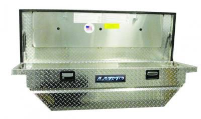 Exterior Accessories - Towing/Pulling & Cargo - LUND - LUND LUND - ALUM FOAM FILLED LID TRUCK BOX 5350SBT
