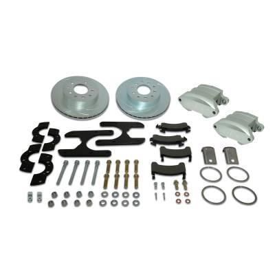 Stainless Steel Brakes - Stainless Steel Brakes Disc Brake Kit Rear - 1 (Single) Piston Sport R1 with 11.25in Rotor A125-47