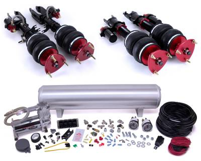 Air Lift Performance - Air Lift Performance Air Lift Performance - Manual Combo Kit 78018