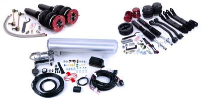 Air Lift Performance - Air Lift Performance Air Lift Performance - Digital Combo Kit 98011