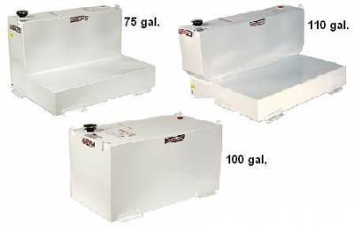 Shop by Category - Exterior Accessories - Fuel Tanks
