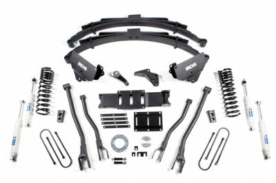 Lift Kit Accessories