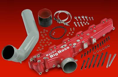 01-04 LB7 - Engine Parts & Performance - Intake Plenums
