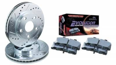 07.5 + 6.7L Common Rail - Exterior Accessories - Brakes