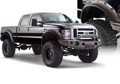 07.5 + 6.7L Common Rail - Exterior Accessories - Fender Flares / Mud Flaps