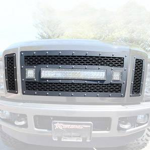 08-10 6.4L Power Stroke - Exterior Accessories - Grilles