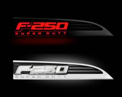 94-97 7.3L Power Stroke - Exterior Accessories - Logos / Emblems