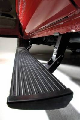 2011 + LML - Exterior Accessories - Steps / Running Boards