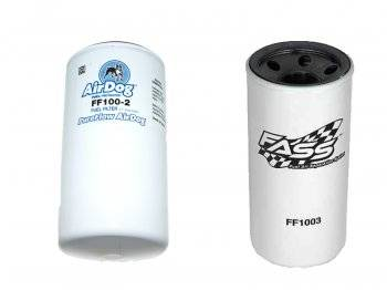 06-07 LBZ - Lift Pumps & Fuel Systems - Replacement Filters