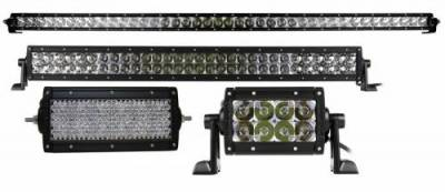 01-04 LB7 - Lighting - Off Road Lighting / Light Bars