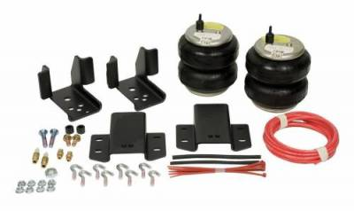11-16 6.7L Powerstroke - Suspension - Helper Bags