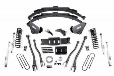 01-04 LB7 - Suspension - Lift Kit Accessories