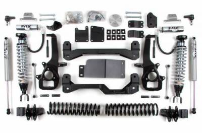 01-04 LB7 - Suspension - Lift Kits
