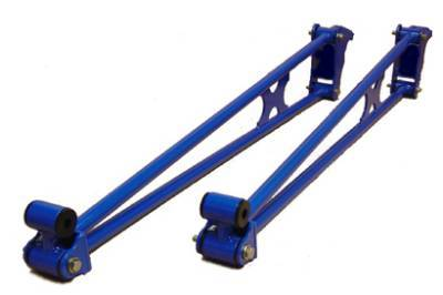 01-04 LB7 - Suspension - Traction Bars