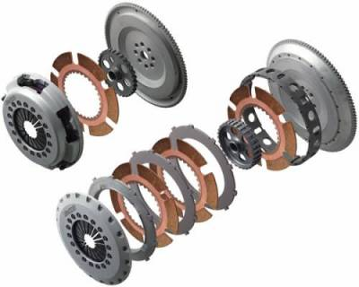 06-07 LBZ - Transmission - Clutch Kits