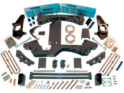 Dodge Cummins - 03-07 5.9L Common Rail - Suspension