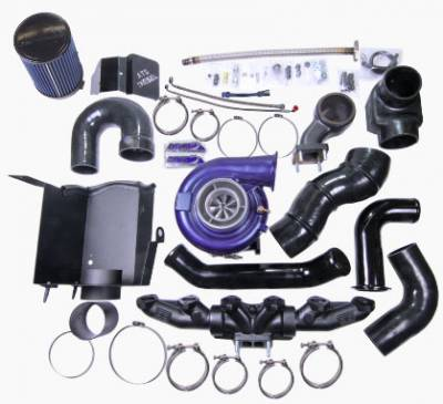 Ford Power Stroke - 03-07 6.0L Power Stroke - Turbos & Twin Turbo Kits