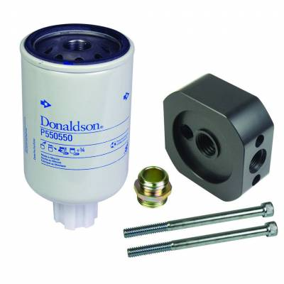 Lift Pumps & Fuel Systems - Filtration Systems - BD Diesel - BD Diesel Flow-MaX Add-On Pre Water Separator Filter Kit 1050340-WSP