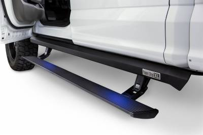 Exterior Accessories - Steps / Running Boards - AMP Research - AMP Research PowerStep XL 77134-01A