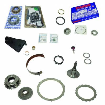 Transmission - Transmission Kits - BD Diesel - BD Diesel Built-It Trans Kit Ford 1995-1997 E4OD Stage 4 Master Rebuild Kit 2wd 1062114-2