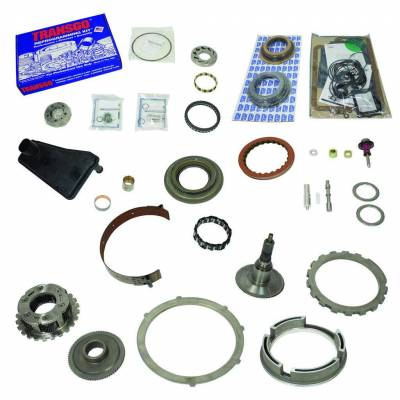 Transmission - Transmission Kits - BD Diesel - BD Diesel Built-It Trans Kit Ford 1999-2003 4R100 Stage 4 Master Rebuild Kit 4wd 1062124-4