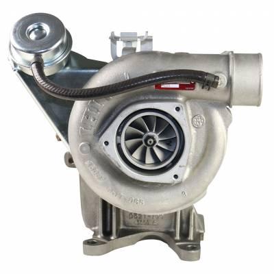 "Turbos & Twin Turbo Kits - Single ""Drop In"" Turbos - BD Diesel - BD Diesel Exchange Turbo - Chevy 2001-2004 LB7 Duramax - Tag SPEC VIDQ DM6.6-VIDQ"