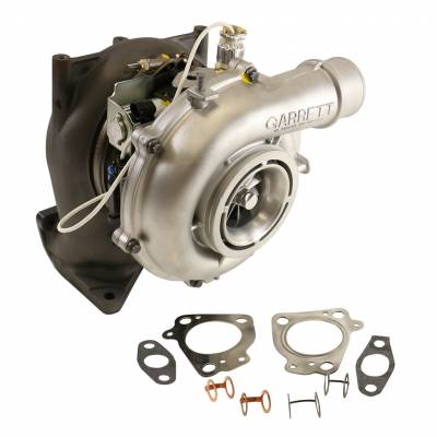 "Turbos & Twin Turbo Kits - Single ""Drop In"" Turbos - BD Diesel - BD Diesel Exchange Turbo - Chevy 2007-2010 LMM Duramax 763333-9005-B"