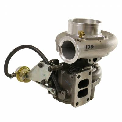 "Turbos & Twin Turbo Kits - Single ""Drop In"" Turbos - BD Diesel - BD Diesel Exchange Turbo - Dodge 1996-1998 5.9L 12-valve Automatic Trans 3539369-B"