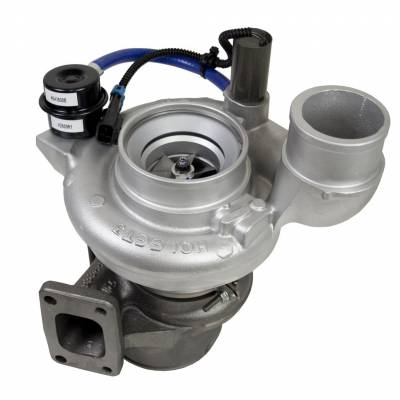 "Turbos & Twin Turbo Kits - Single ""Drop In"" Turbos - BD Diesel - BD Diesel Exchange Turbo - Dodge 1999-2000 5.9L HX35 Automatic Trans 3590104-B"