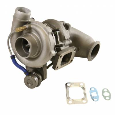 "Turbos & Twin Turbo Kits - Single ""Drop In"" Turbos - BD Diesel - BD Diesel Exchange Turbo - Ford 1992.5-1994 7.3L IDI Modified 466533-9001-MT"