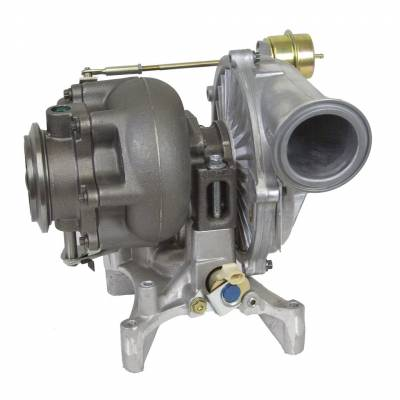 BD Diesel - BD Diesel Exchange Turbo - Ford 1998.5-1999.5 7.3L GTP38 Pick-up c/w Pedestal Modified 702650-9005-MT