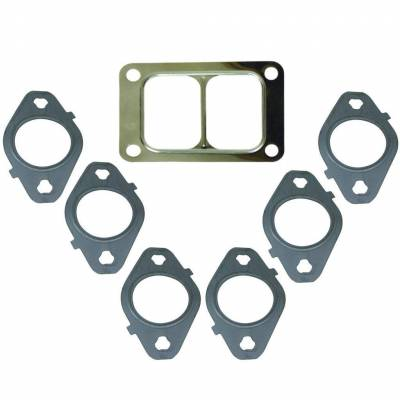 Engine Parts & Performance - Gaskets / Seals / Fittings / Bearings - BD Diesel - BD Diesel Gasket Set, Exhaust Manifold T6 Mount - Dodge 1998.5-2014 5.9L/6.7L 1045986-T6