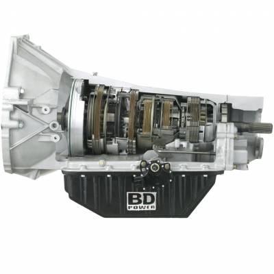 Transmission - Crate Transmissions - BD Diesel - BD Diesel Transmission - 2008-2010 Ford 5R110 2wd c/w Filter Kit 1064492F